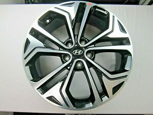 Oem Genuine Wheel Rim For 2019 Hyundai Santa Fe 52910 S1310