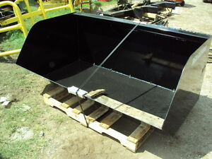 Blue Diamond Dumpster Bucket For Skid Steer Loader Or Tractor