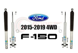 Bilstein B8 5100 Front Rear Shock Absorber Set For 2015 2019 Ford F 150