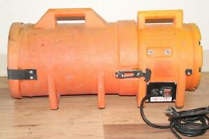 Allegro 9533 Duct Hose Blower For Confined Spaces local Pickup