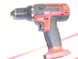 Snap On Cdr8815 18v 1 2 Cordless Drill Bare Tool
