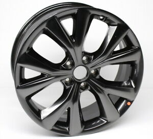 Oem Hyundai Santa Fe 18 5x114 3 Wheel Rim 52910 2w510 Visual Flaws