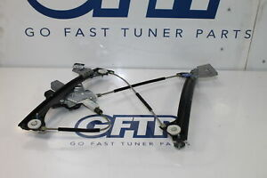 09 15 Nissan Gtr R35 Drivers Left Lh Window Motor Regulator Complete Oem 10 11