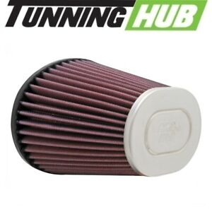 K N Rc 5000 Unique Oval Straight Universal Kn Air Filter