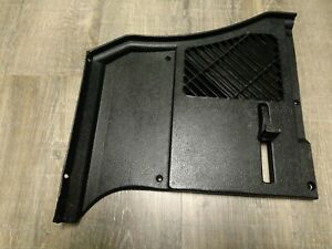 1968 1969 1970 Amc Amx Javelin Sst Black Interior Kick Panel Vent Rh Oem
