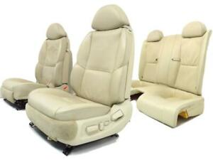 Lexus Sc 430 Front And Rear Leather Seats 2002 2003 2004 2005 2006 2007 2010