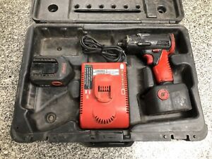 Snap On Ct4410a 3 8 Drive 14 4v Cordless Impact Kit A X