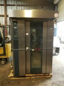 Revent Single Rack Gas Oven 726 C Gc
