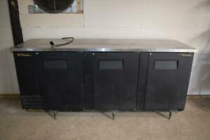 True Tbb 4 90 Back Bar Refrigerator Cooler