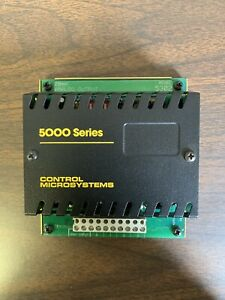 Control Microsystems 5000 Series Analog Output Model 5302 scadapack
