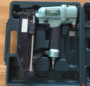 Hitachi Nt65m 16 Gauge Brad Nailer Up To 2 1 2 Great Condition
