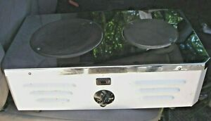 Vintage Dual Burner Hot Plate By Giant Electric Co 1500w 115v Csa Approved