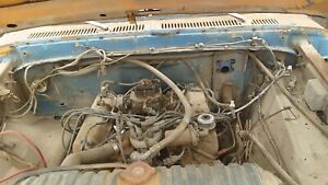 Ford Truck 460 Complete Engine