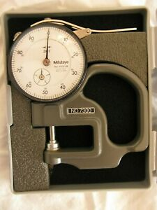 Mitutoyo 7300 Dial Thickness Gauge