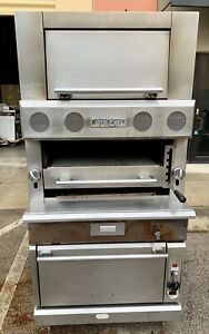 Vulcan Broiler With Convection Oven