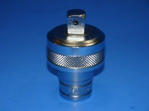 Snap On S67 1 2 Drive Chrome Reversible Ratchet Adapter New