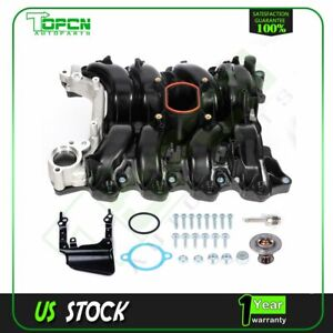 Engine Intake Manifold For Ford Explorer Mercury Mountaineer 2002 2005 New