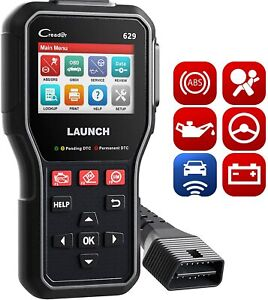 Autel Diaglink Obd2 Scanner All System Diagnostic Tool Oil Epb Reset Code Reader