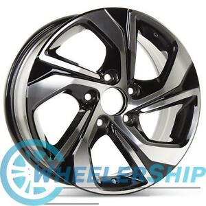 New 16 X 7 Alloy Replacement Wheel For Honda Accord Lx 2016 2017 Rim 64078