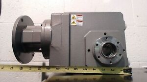 Stober Drives K203wg0800mr140 050b 79 6 1 Right Angle Gear Reducer New