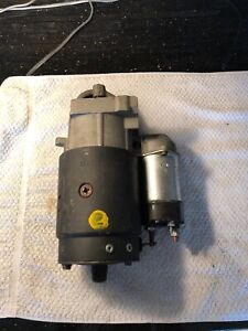 Nos Reman Starter Delco Remy 1107320 Chevelle Corvette Camaro Dated 5e10