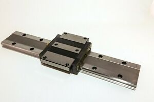 Thk Hrw50 Slide With Linear Rail Guide 500mm Long