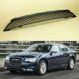 Bentley Type Lower Fit Chrysler 300 300c 300s Matte Black Front Grille 2015 2017