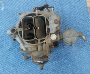 Carter Carburetor Ab433s