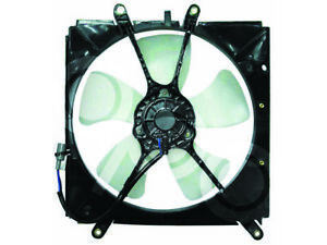 For Toyota Corolla Geo Prizm 93 94 95 96 97 Radiator Cooling Fan Assembly