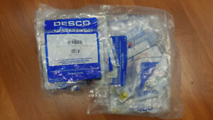 Desco 09838 Ground Plug Adapter For Anti static Mats Benches 14