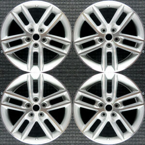 Set 2008 2009 2010 2011 2012 2013 Chevrolet Impala Oem Factory Wheels Rims 5333