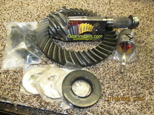 Toyota Landcruiser Fj80 8 4 10r Front Hp Ring And Pinion Take off