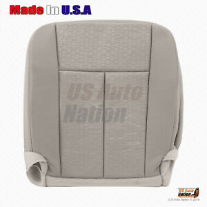 2013 2014 Ford Expedition Eddie Bauer Xlt Limited Driver Bottom Cloth Cover Gray