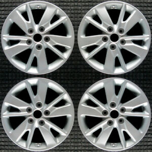 Set 2016 2017 2018 Kia Optima Oem Factory 52910d5100 Silver Wheels Rims 74729