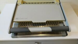 Comb And Wire Binding Manual Machine Gbc Combbind C500