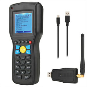 Wireless Handheld Barcode Data Inventory Collector Pda With 1d Laser Scanner
