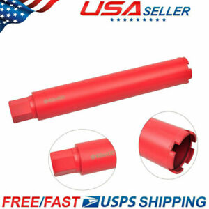 Usa Dry wet Diamond Core Drill Bit Set For Concrete Masonry Marble 2 5 X 1 4