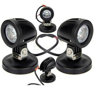 2inch 10w Led Work Light Spot Offroad Driving Fog Lamp Bike Motorcycle Ute 4wd