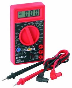 Battery Tester 7 Function Digital Multi Meter This Is New Not Refurbished