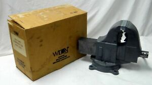Gently Used Pro Wilton Colombian Combination Pipe Bench Vise 204 1 2m3