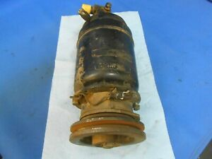 Cadillac 1959 A c Compressor 6550091 Chevrolet Buick Oldsmobile Air Conditioning