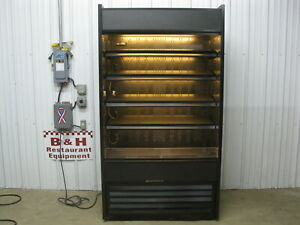 Structural Concepts Oasis B42 Open Air Refrigerator Cooler Display Case