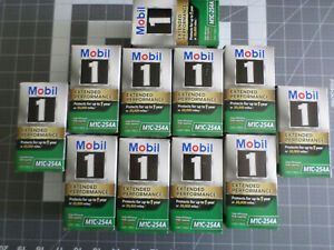 Lot Of 11 Mobil 1 M1c 254a Extended Performance Oil Filter New