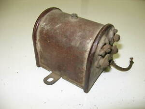 Vintage Auto Lite Ignition Coil 4 6 Cylinder Ig4022 Hit Miss Gas Engine Early