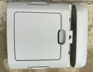 2004 08 Ford F150 Gray Grey Overhead Storage Compartment Track Console Oem 05 06