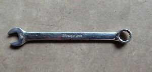 3 8 Snap On Open End Box End Combination Wrench 12 Point Oex 120