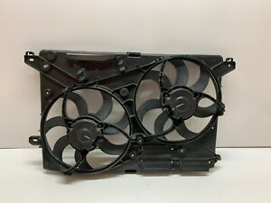 2013 2016 Ford Fusion Se 2 5l Radiator Auxiliary Cooling Fan Assembly Used Oem