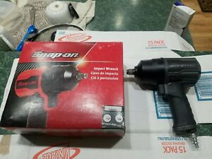 Snap On Pt850gmg 1 2 Drive Super Duty Impact Air Wrench