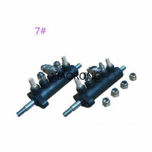 7 Tire Changer Wheel Balance Machine Parts Five Way Valve Metal Joint For Coats