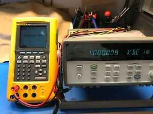 Agilent 34970a Data Acquisition Switch System Tested With Dmm Option